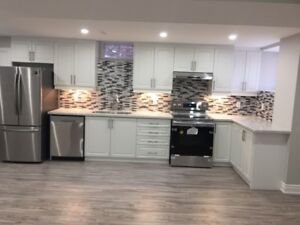 BRAND NEW LEGAL TWO BEDS BSMT APT - MISSISSAUGA RD & STEELES AVE