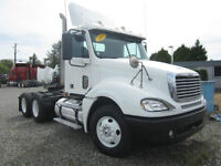 FREIGHTLINE DAY CAB TRACTOR