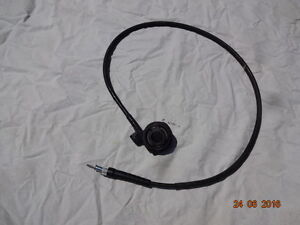 Spidometer cable unit.