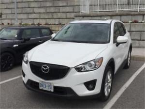 2014 Mazda CX-5 loaded $20995