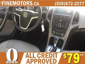 2012 BUICK VERANA * LEATHER * HEATED SEATS * CAR LOANS FOR ALL London Ontario image 15