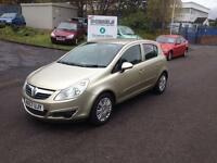 Vauxhall Corsa 1.2 i 16v Club 5dr FSH, 1 Lady Owner from New, 12 Months MOT included.