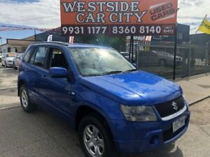 2007 Suzuki Grand Vitara JT MY07 Upgrade (4x4) Blue 4 Speed Automatic Wagon Hoppers Crossing Wyndham Area Preview