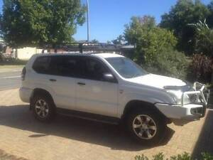 Brand New Toyota Prado 120 series full length roof racks Coolbellup Cockburn Area Preview