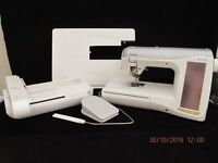 Brother Innovis 4000D Embroidery / Sewing Machine with many extras
