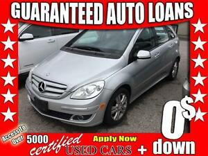 2008 Mercedes-Benz B-Class Turbo $0 Down - All Credit Accepted!
