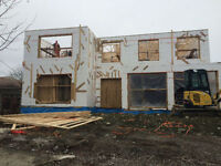 New home / ICF house ( concrete house)