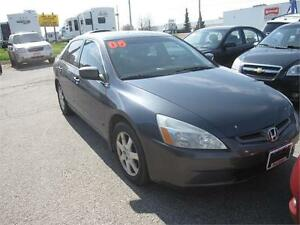 2005 Honda Accord Sdn EX V6