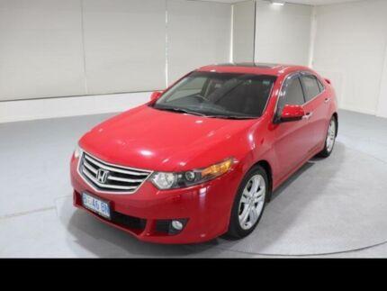 2008 Honda Accord 10 Euro Luxury 5 Speed Automatic Sedan