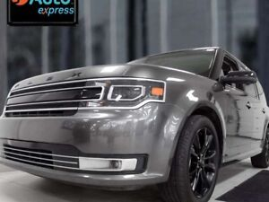 2017 Ford Flex Limited AWD with it all. NAV, sunroof for everyon