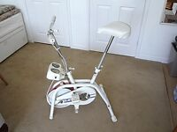 LEISUREWISE 4000 EXERCISE BIKE --Only £20