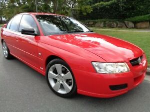 2006 Holden Commodore VZ Executive 6.0 V8 4 Speed Automatic Sedan Chermside Brisbane North East Preview