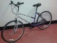 FULLY SERVICED Women Men CHALLENGE BLIZZARD Mountain Town Road Bicycle in GREAT CONDITION