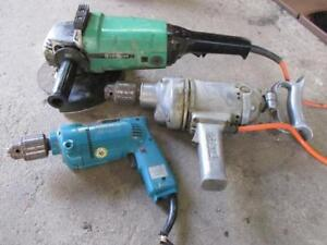 Wanted: Have dead power tools? I'll take them off your hands!