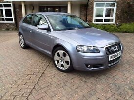 Audi A3 1.9 Diesel (2006 Plate) - 2 Owners - Excellent Condition - Full Audi Service History