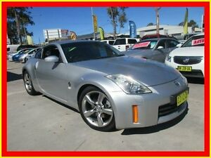 2008 Nissan 350Z Z33 MY07 Touring Silver 5 Speed Automatic Coupe North Parramatta Parramatta Area Preview