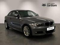 2012 BMW 1 SERIES DIESEL COUPE
