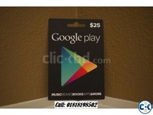 Google Play Gift Card | Kijiji in Toronto (GTA). - Buy, Sell ...