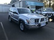 2005 Jeep Grand Cherokee WH MY2006 Laredo Silver 5 Speed Automatic Wagon Margaret River Margaret River Area Preview
