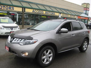 "2010 Nissan Murano, Panoramic Roof, Camera """"BEST PRICE"""""