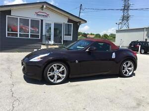 2010 Nissan 370Z Touring |CONVERTIBLE|6 SPEED|NO ACCIDENTS|!!!!!