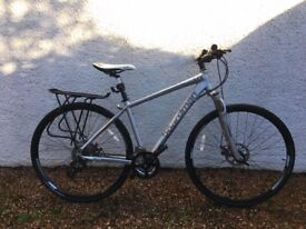 Ladies Boardman hybrid sports bicycle for sale. Almost brand new. Excellent condition.