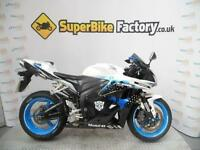 2009 09 HONDA CBR600RR RR-9 SPLASH MODEL