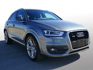 2015 Audi Q3 2.0T Technik quattro 6sp Tiptronic | Navigation Pa