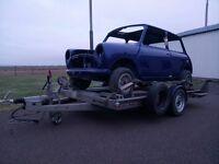 Brian James Micro Max - Car trailer transporter
