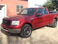 2008 Ford F-150 XLT SPORT 72kms $9995