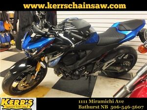 CHECK THE NEW 2016 KAWASAKI Z800 ABS   *Valentine Special Now On