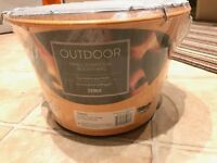 Tesco Outdoor Small Charcoal Bucket BBQ! BRAND NEW!