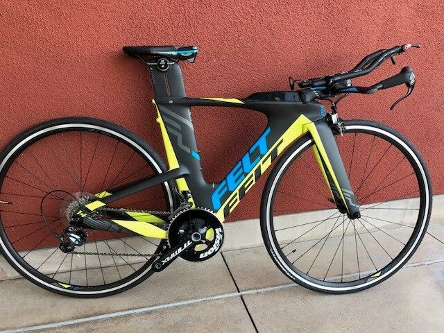 2017 Felt IA 14 TT Bike Size 48 New Other