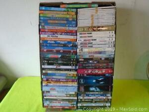Assort DVD's Movies & TV Series / Kids Movies & Shows