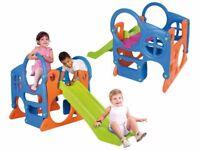 Indoor/outdoor play center in TOP condition - £50 - In stores £128