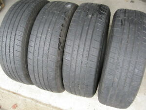 SET OF 4 225/65R17 ALL SEASON $60 FOR ALL 4