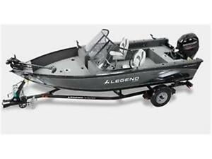 2016 LEGEND BOATS LTD 16 Xtreme