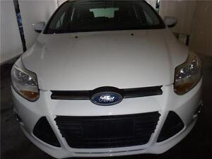 2012 Ford Focus SE Factory Warranty