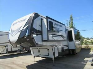 Keystone RAPTOR F362TS 5TH WHEEL/TOY HAULER