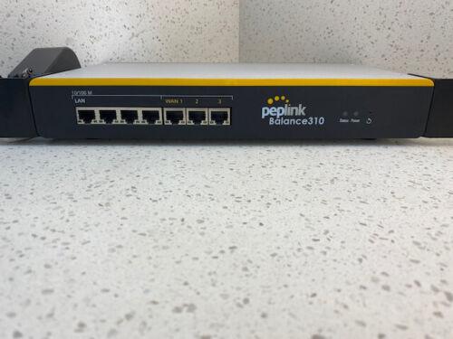 PepLink Balance 310 Router BPL-310 Enterprise SD-WAN