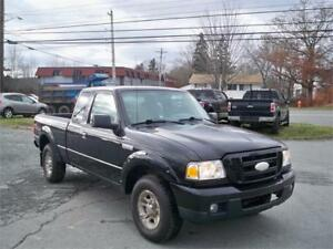JUST INSPECTED 2007 RANGER SPORT ! NEW BRAKES , GREAT SHAPE