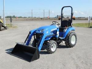 Boomer 24 Compact Tractor & Loader - Get a FREE Snow Blower!