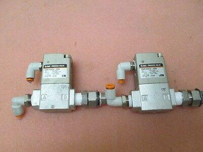 2 SMC VNB104CS-N8A Process Valve