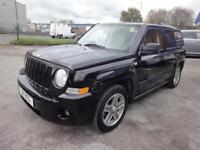 LHD 2007 Jeep Patriot Limited Edition 2.4 Petrol Manual UK REGISTERED