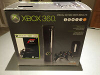 Xbox 360 Elite 250GB modifie / modded LT+ 3.0, DVD Writer, +++