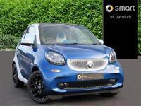 smart fortwo coupe PROXY PREMIUM T (blue) 2016-09-29