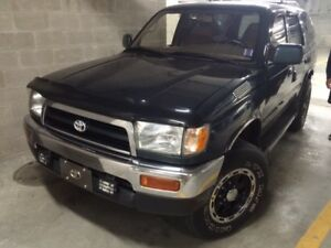 New Price 1998 Toyota 4Runner SUV, Crossover