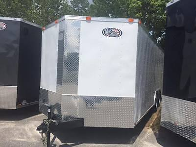 2019 8.5x20 Ft Enclosed Cargo Trailer *5 Year Warranty*