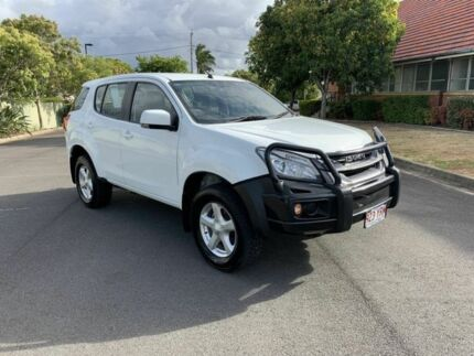 2014 Isuzu MU-X LS-M White 5 Speed Automatic Wagon Chermside Brisbane North East Preview