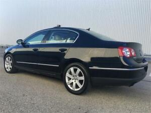 2010 Volkswagen Passat 2.0 Turbo 6 Speed Manual Luxury Edition